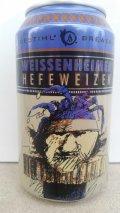 Destihl Weissenheimer Hefeweizen - German Hefeweizen