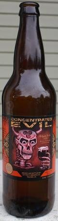 FiftyFifty Concentrated Evil (Pre 2011) - Belgian Strong Ale