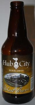 Hub City Wheat Beer