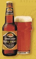 Upper Canada Maple Brown Ale