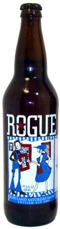 Rogue Portland Saturday Market Weekend Ale