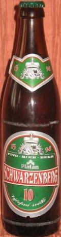 Platan Schwarzenberg V�čepni Pivo 10�