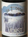 De 7de Hemel Vorst - Belgian Strong Ale
