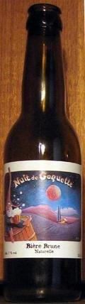 Garrigues Nuit de Goguette Biere Brune - Brown Ale