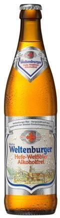 Weltenburger Hefe-Weissbier Alkoholfrei - Low Alcohol