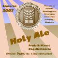 Dugges Segraren 2007 Holy Ale
