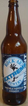 Rock Art Extreme Double Smoked Porter - Smoked
