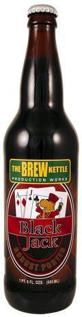 TBK Production Works Black Jack Porter