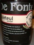 De Fontein Euleteul Winter