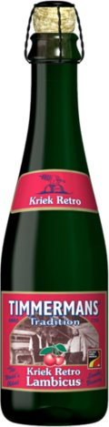 Timmermans Tradition Kriek Retro Lambic
