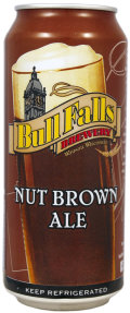 Bull Falls Nut Brown Ale - Brown Ale