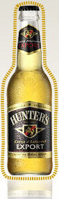 Hunters Export Extra Matured - Cider