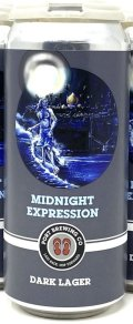 Port Brewing Midnight Expression Lager (Moon Lit Sessions) - Schwarzbier