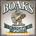 Boaks Monster Mash Imperial Stout