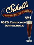 Schell Anniversary Series #1 - 1878 Einbecker Doppelbock - Doppelbock