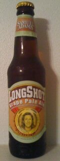 Samuel Adams LongShot Grape Pale Ale - Fruit Beer