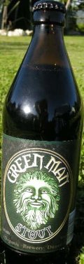 Green Man Stout - Stout