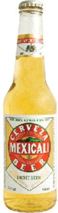 Cerveza Mexicali Light Beer