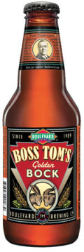 Boulevard Boss Tom�s Golden Bock - Heller Bock