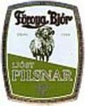 F�roya Bj�r Lj�st Pilsnar - Low Alcohol