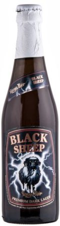 F�roya Bj�r Black Sheep - Amber Lager/Vienna