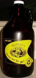 Murray�s Sackville Autumn Ale - English Pale Ale