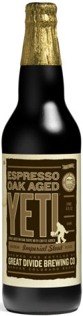 Great Divide Espresso Oak Aged Yeti Imperial Stout