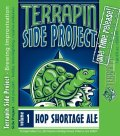 Terrapin Side Project Hop Shortage Ale