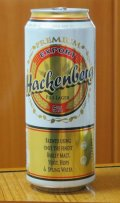 Hackenberg Premium Export Pils - Pilsener