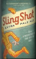 MacTarnahans Sling Shot Extra Pale Ale - American Pale Ale