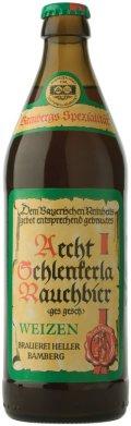 Aecht Schlenkerla Rauchbier Weizen - Smoked