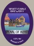 Whitstable Pearl of Kent