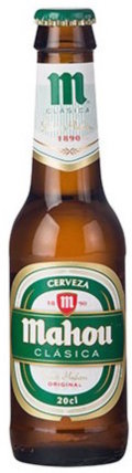 Mahou Cl�sica - Pale Lager