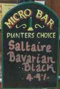 Saltaire Bavarian Black
