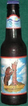 Big Sky Summer Honey  - Golden Ale/Blond Ale