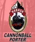 Wabash Valley Cannonball Porter