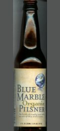 Blue Marble Organic Pilsner