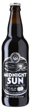 Williams Brothers Midnight Sun (Bottle)