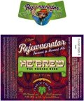 He�Brew Rejewvenator 2008 - American Strong Ale
