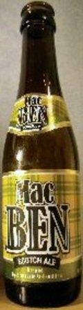 St-Feuillien Mac Ben Scotch Ale