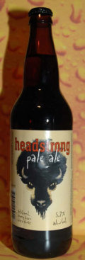 Big Hole Headstrong Pale Ale