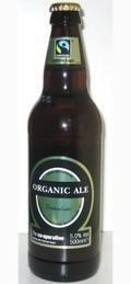 Co-op Organic Premium Ale