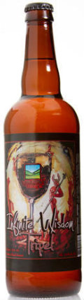 Upland Infinite Wisdom Tripel - Belgian Strong Ale