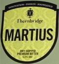 Thornbridge Martius - Premium Bitter/ESB
