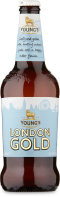 Youngs London Gold / Kew Gold (Bottled/Keg)