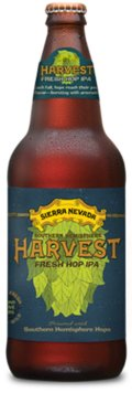 Sierra Nevada Harvest Fresh Hop IPA - Southern Hemisphere