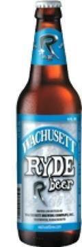 Wachusett Ryde Beer - Specialty Grain