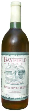 Bayfield Sweet Apple Wine Cider - Cider