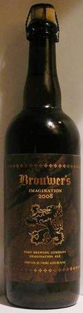 Lost Abbey Brouwers Imagination 2008 Saison (w/ brett)