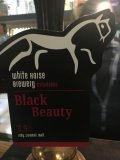 White Horse Black Beauty